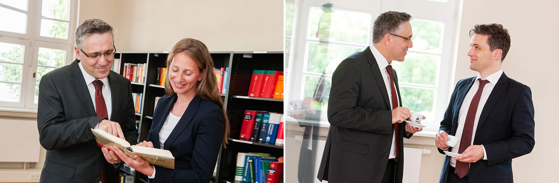 Beratung Kommunalwirtschaft Gruneberg Rechtsanwälte Team