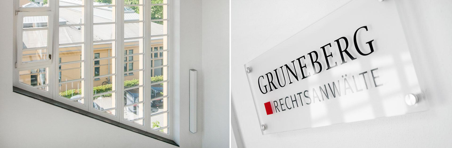 Gruneberg Rechtsanwälte Termine
